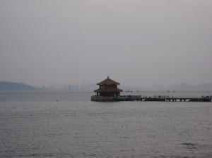 Ein Blick auf das Meer, Qingdao, Ludwig Hetzel